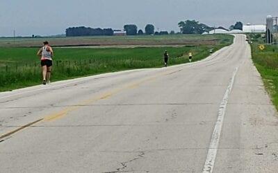 World's Largest Relay Run Held Across Iowa