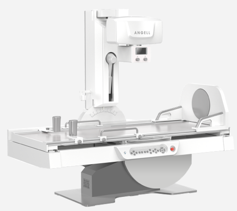 Multifunctional Diagnostic Dynamic DR Radiography System