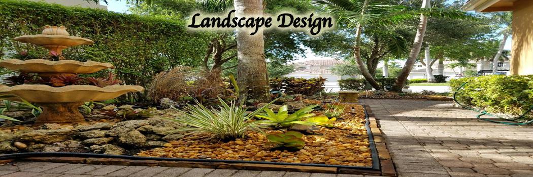 Landscape Design by J&J Lawn Service
