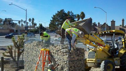 Las Vegas - Deco Walls