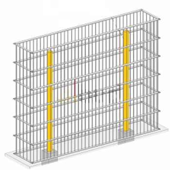 Build a Gabion Fence 8