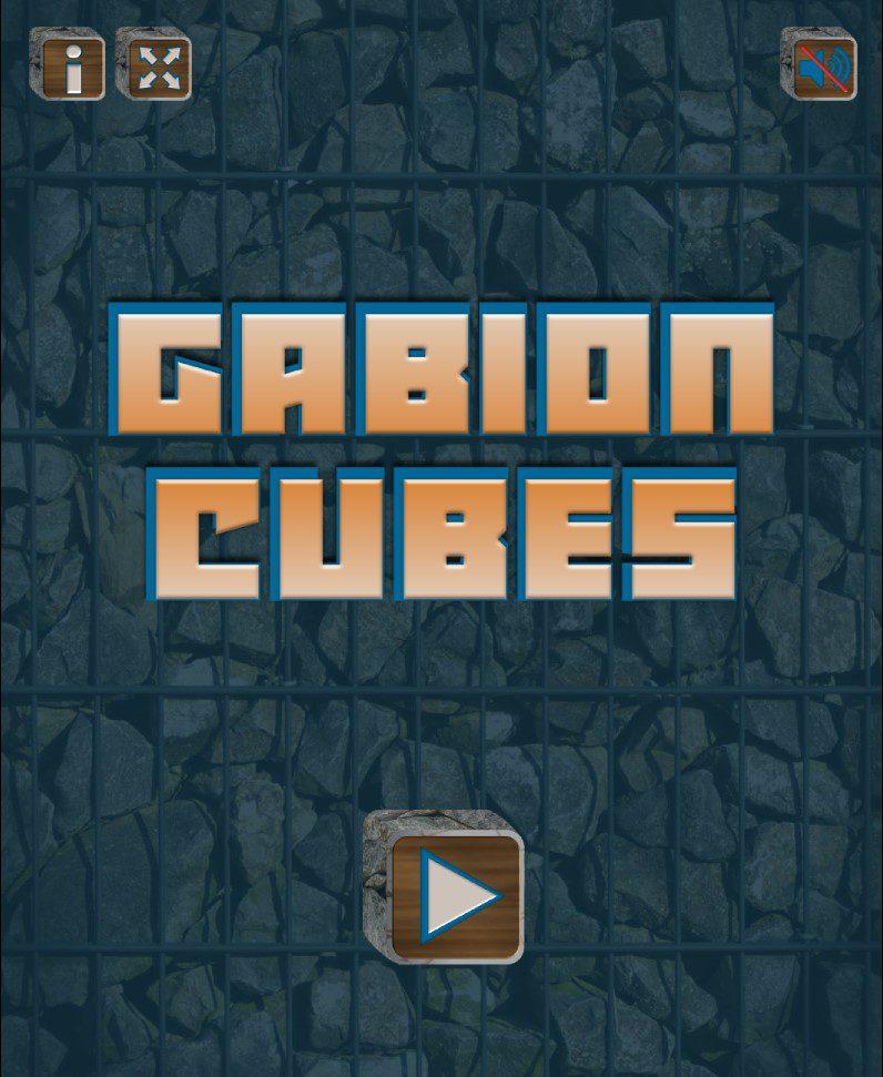 Gabion Cubes