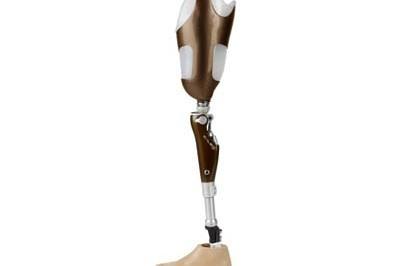 Ottobock C-leg - above the knee - at Sunshine Prosthetics and Orthotics, Wayne NJ