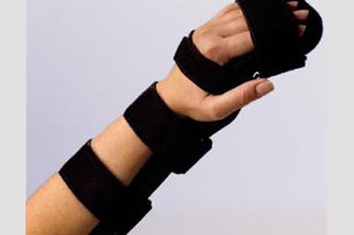 Ottobock Optimal Fixation Immobile long wrist brace - Sunshine Prosthetics and Orthotics, NJ