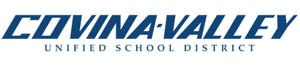 Covina-Valley unified school district Logo