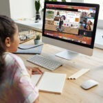 Can schools achieve perfect attendance in distance learning?