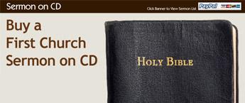 Buy a sermon on CD