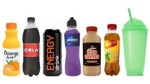 Şekerli içecekler buzdolabı tehlikeleri arasında