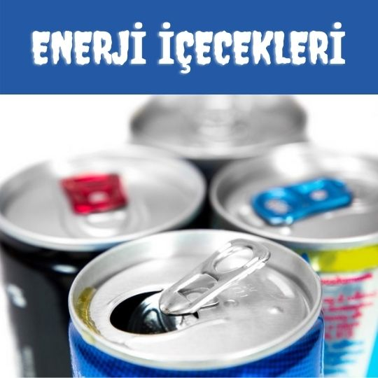 Enerji içecekleri