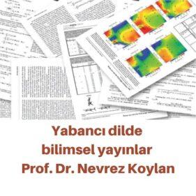 Yabancı dilde bilimsel yayınlar