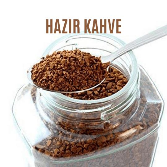 Hazır kahve