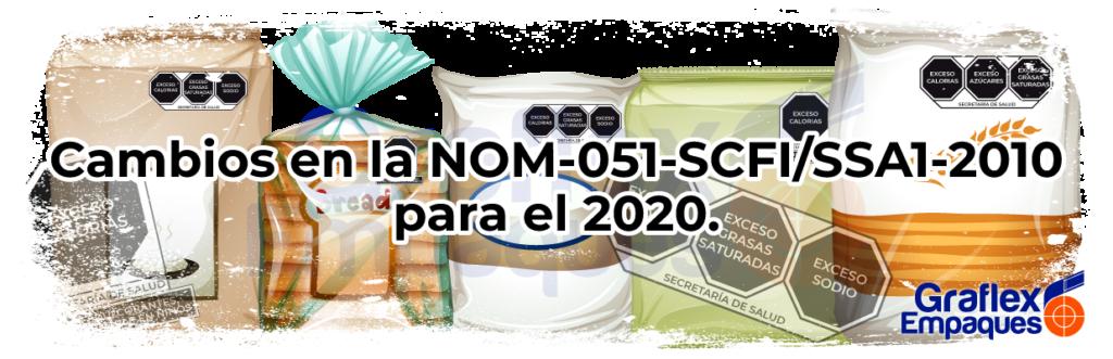Cambios NOM051