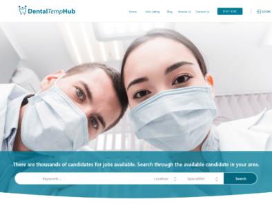Dental Temp Hub