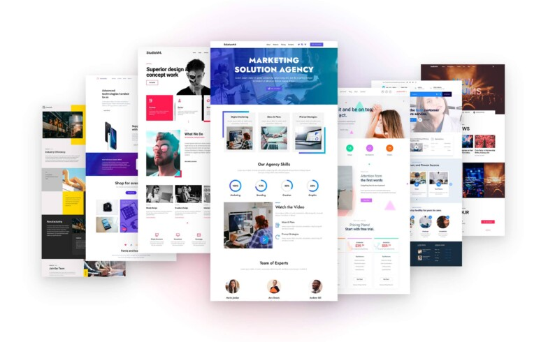 35+ Best Small Business Website Design and Examples | ProDev Solution - 35 Best Website Examples to Inspire Small Businesses