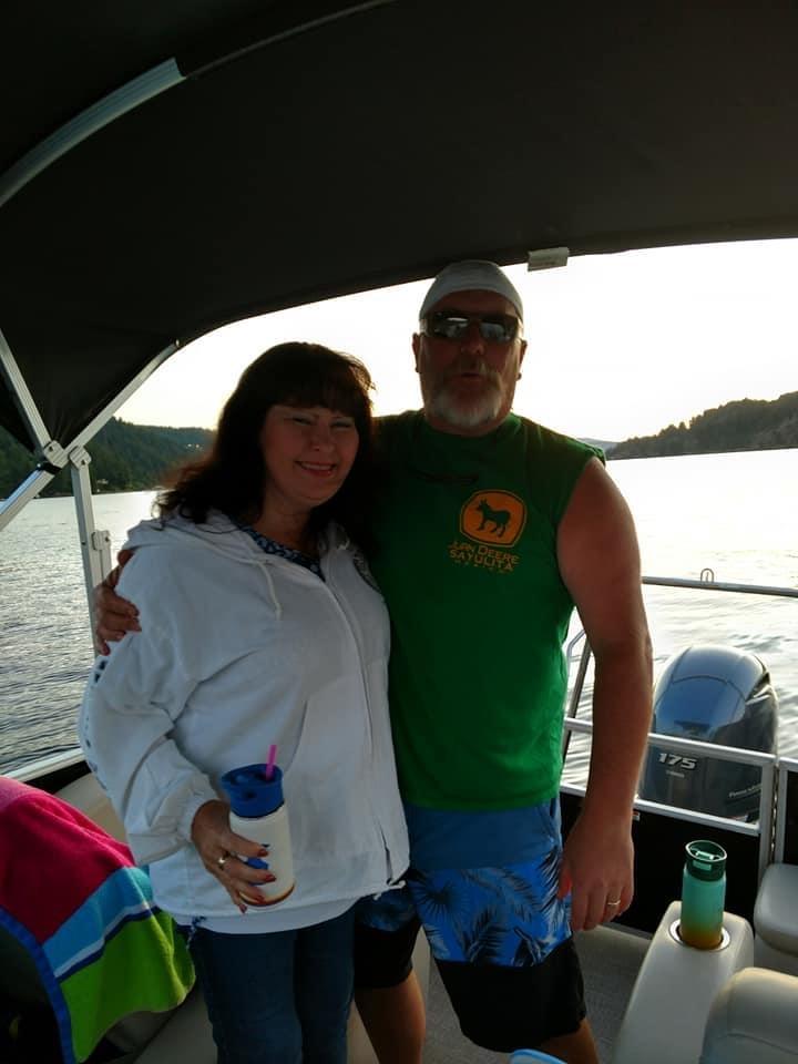 Yacht Club 2019 - Randy & Susan