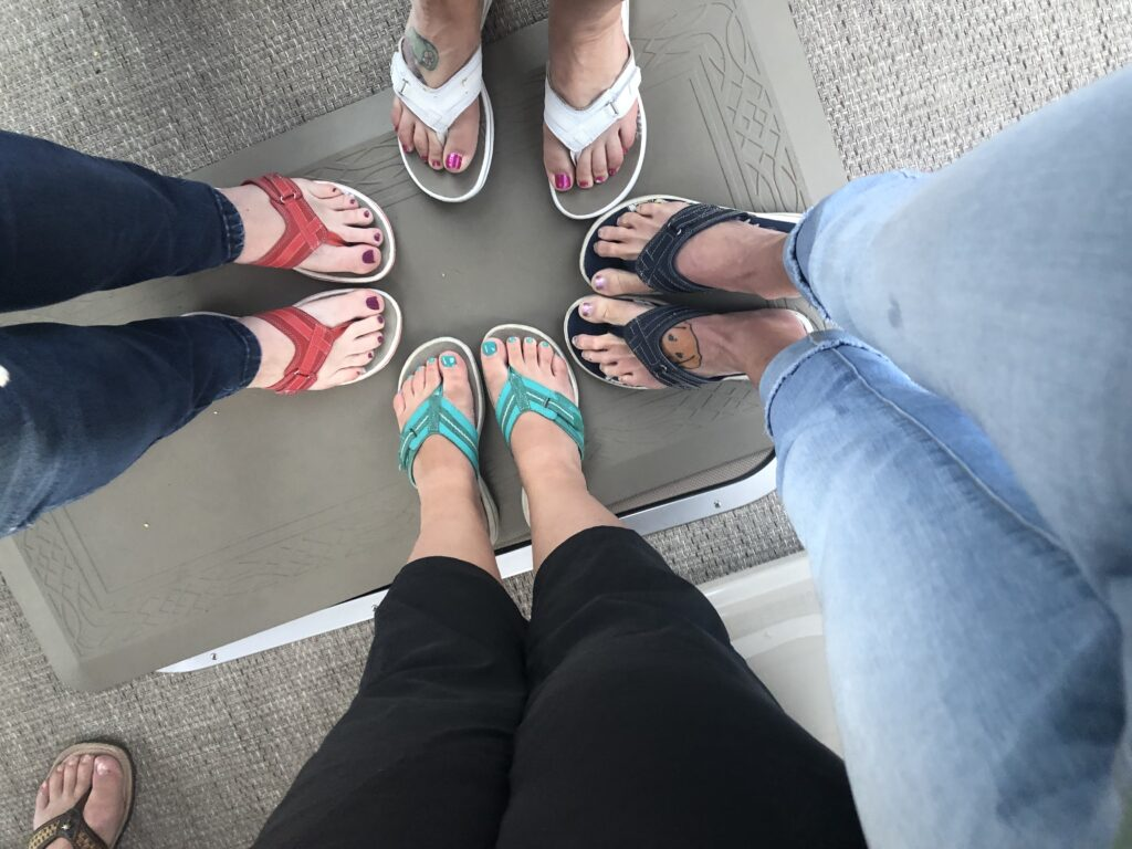 Yacht Club 2019 - Club Shoes (NOT included in membership!)