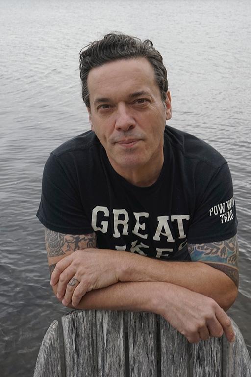 Joseph Boyden Sweet Water Writers Workshop