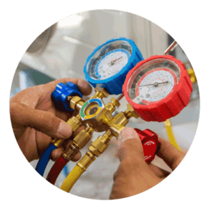 Cooling system maintenance