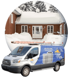 service van winter