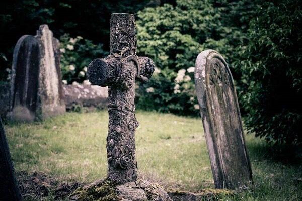 cemetery near Broken Arrow, OK