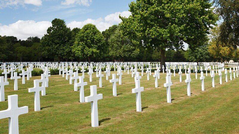 memorial park cemetery in Tulsa, OK