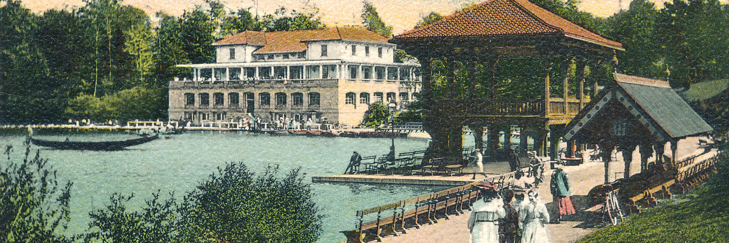 The Marcy Casino, The Terrace at Delaware Park, Olmsted Parks, Buffalo NY