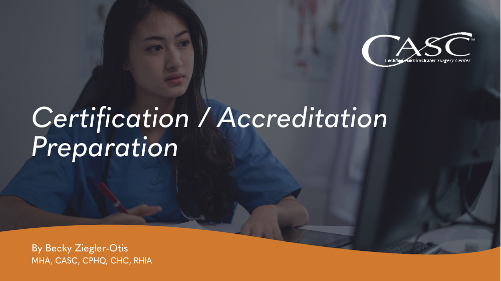 You are currently viewing Certification/Accreditation Preparation