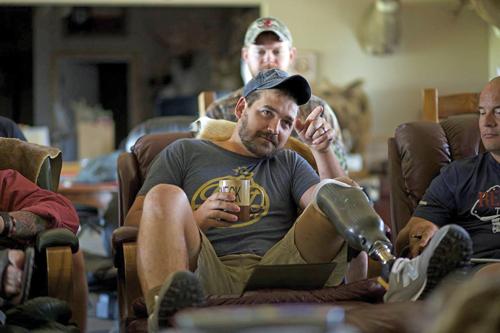 Former USMC EOD Still Helping Vets Relax