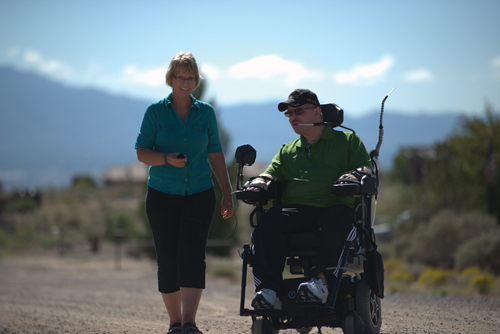 Wounded Warriors Find Independence in Recovery