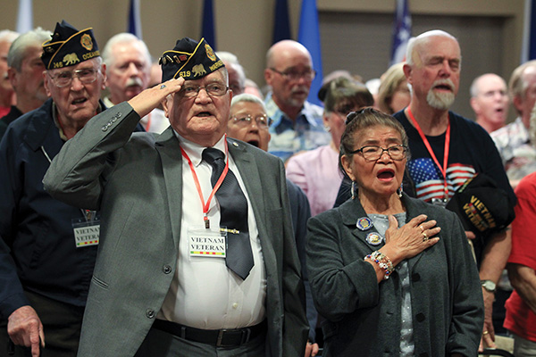 HNC Honors Vets Every Day