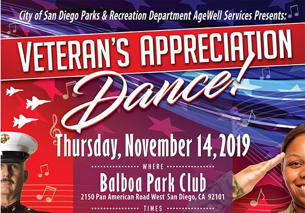 Veterans Appreciation Dance