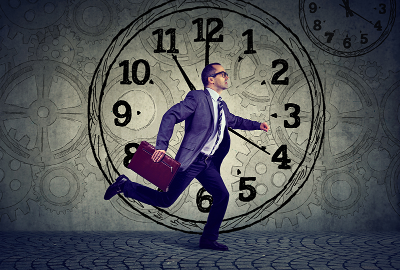 WHEN IS THE RIGHT TIME TO INCORPORATE?