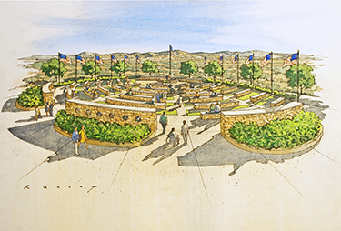 Memorial Amphitheater Planned for Miramar National Cemetery