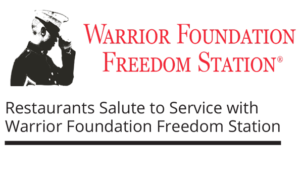 Salute to Service with Warrior Foundation Freedom Station