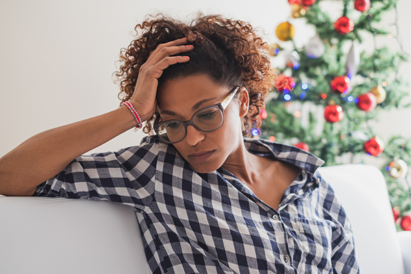 Coping with anxiety during the holidays
