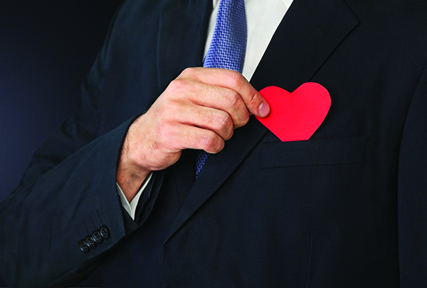 FALL IN LOVE WITH YOUR BUSINESS
