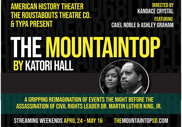 PRESENTING 'THE MOUNTAINTOP'