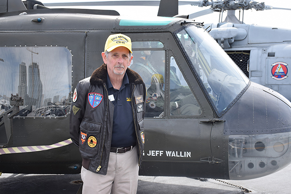Volunteers Share the Legacy of the USS Midway Museum