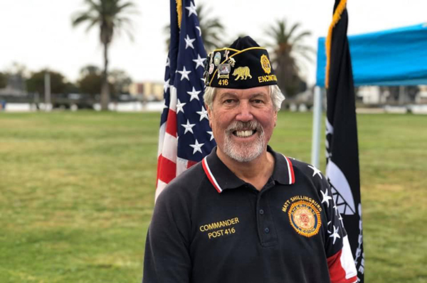 Veteran of the Month – 04/21