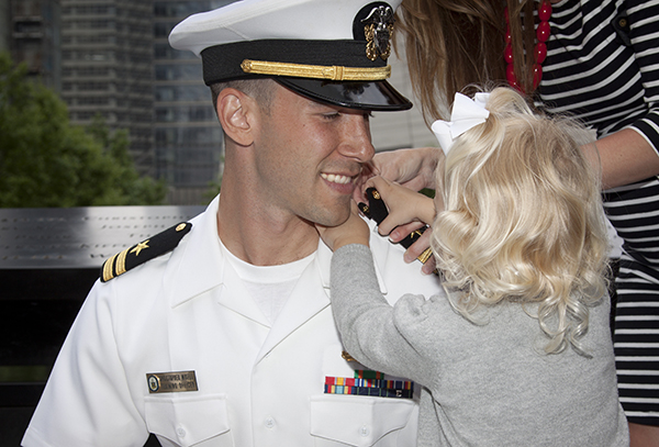 PROUD TO PUT MILITARY KIDS FIRST!