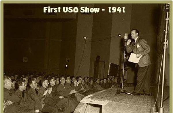 USO Celebrates 80th Anniversary of Bob Hope's First USO Show