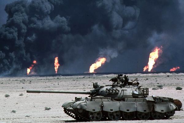 Gulf War Illness: Military Chemical Injury