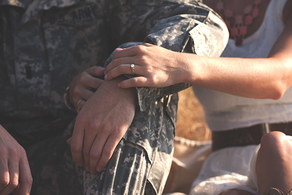 PTSD: Loved Ones Suffer, Too.