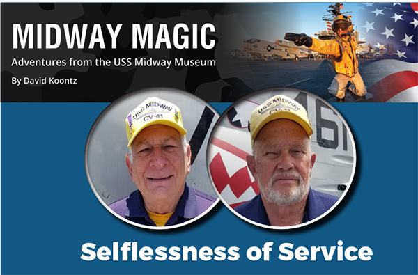 Midway – Selflessness of Service