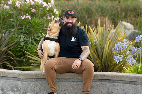Shelter to Soldier Veteran-Graduate Dustin Potash