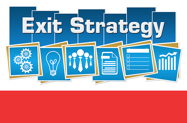 Your Exit Strategy