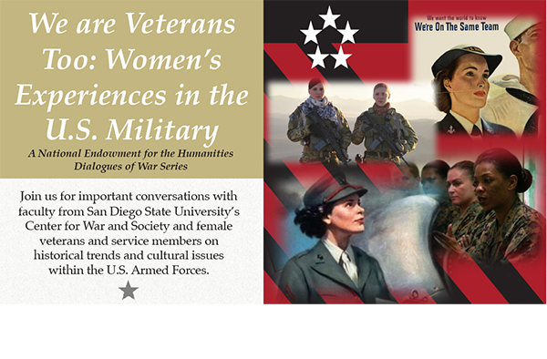 Women's Experiences in the U.S. Military – Registration Form