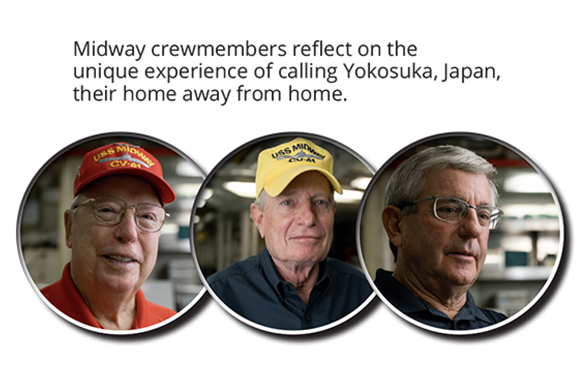 USS Midway was the First U.S. Aircraft Carrier to Call Japan Home