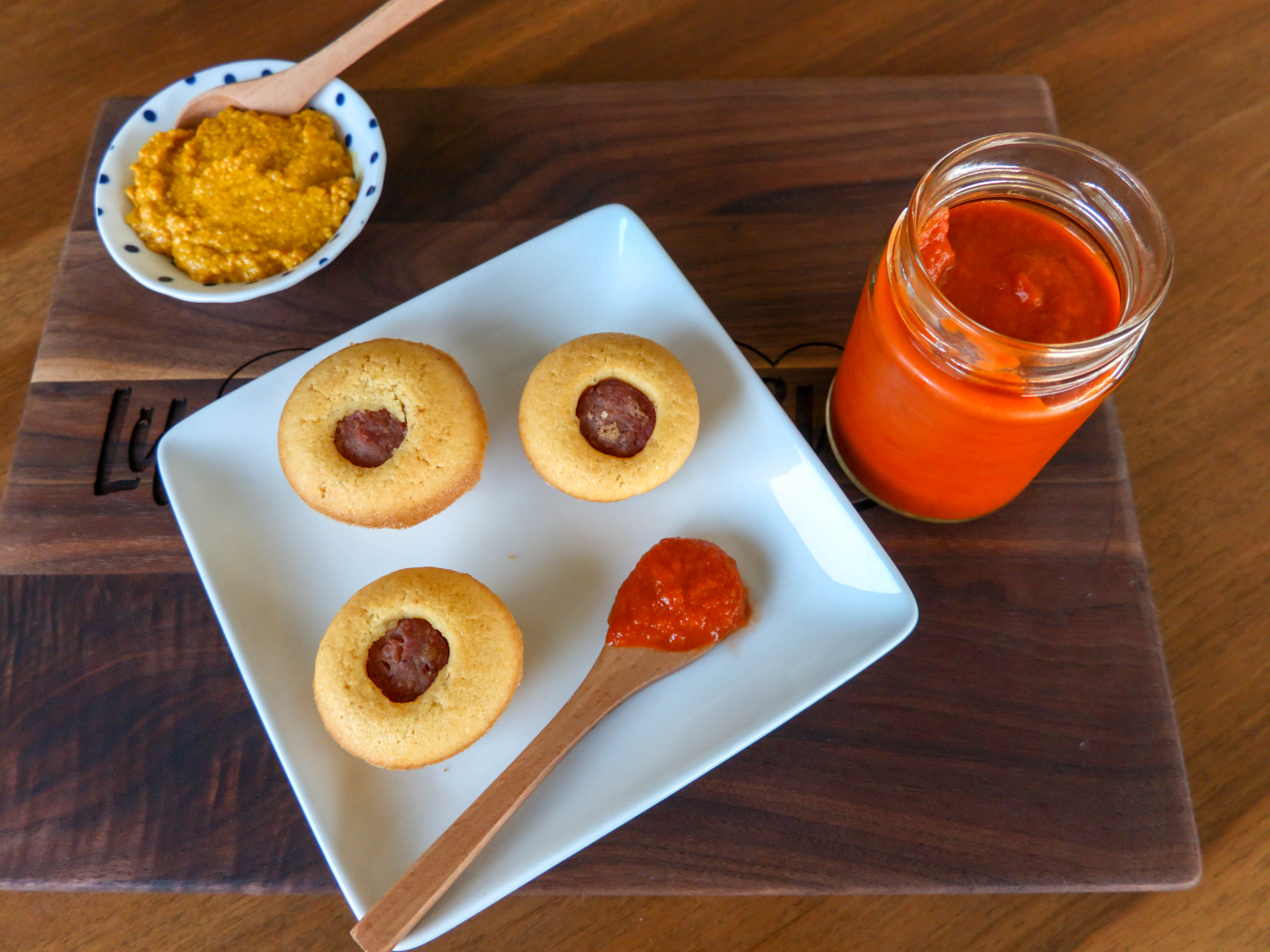 Cannabis Infused Ketchup and Mustard