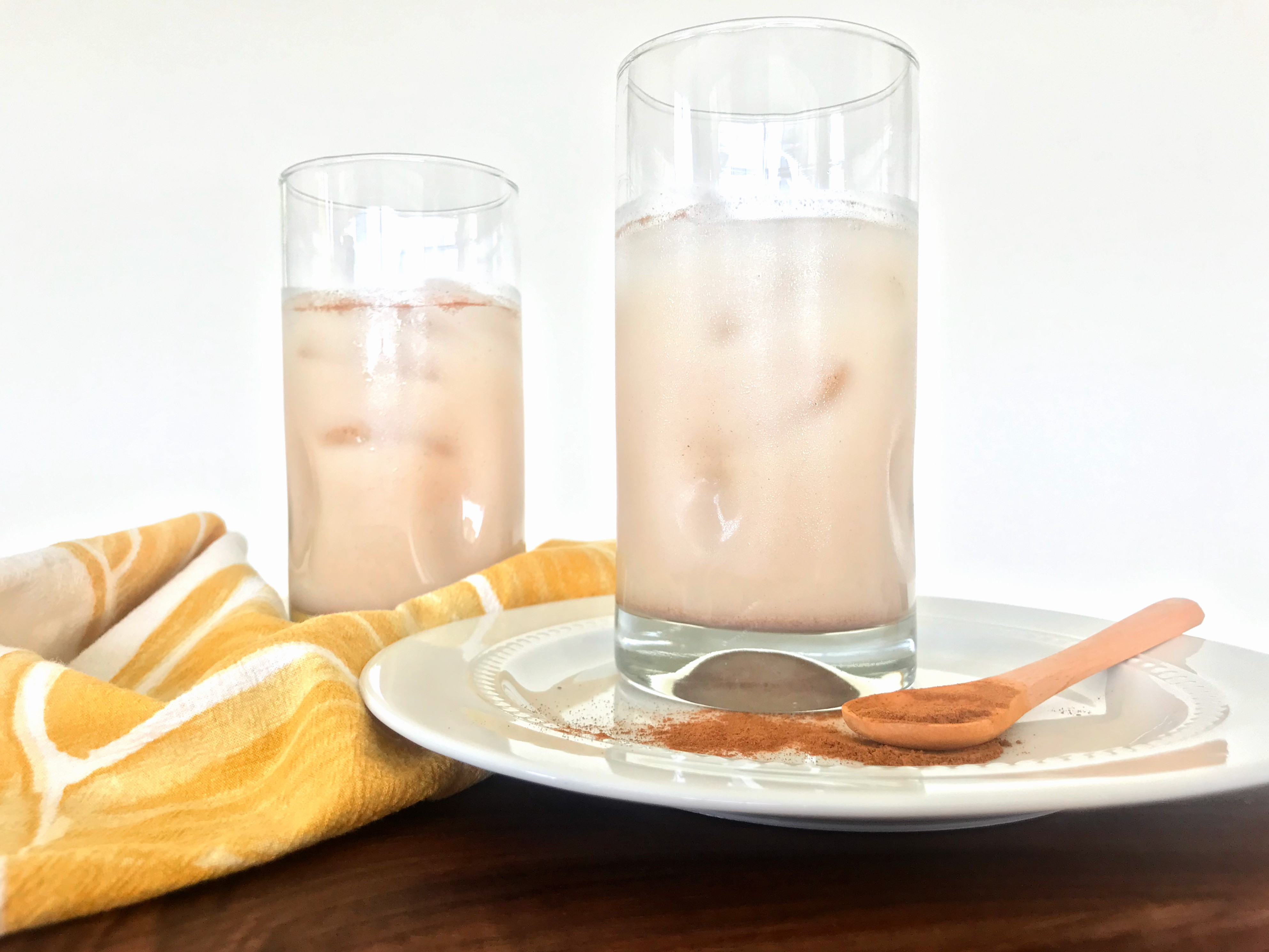 Cannabis Infused Horchata